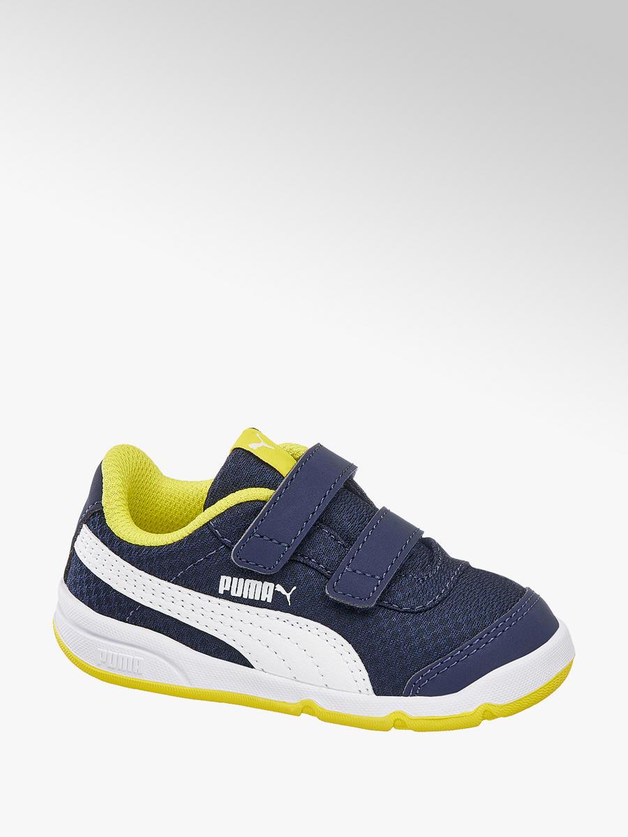 Tenisky Stepfleex 2 Mesh V Inf značky Puma vo farbe tmavomodrá -  deichmann.com bc13f7092bd