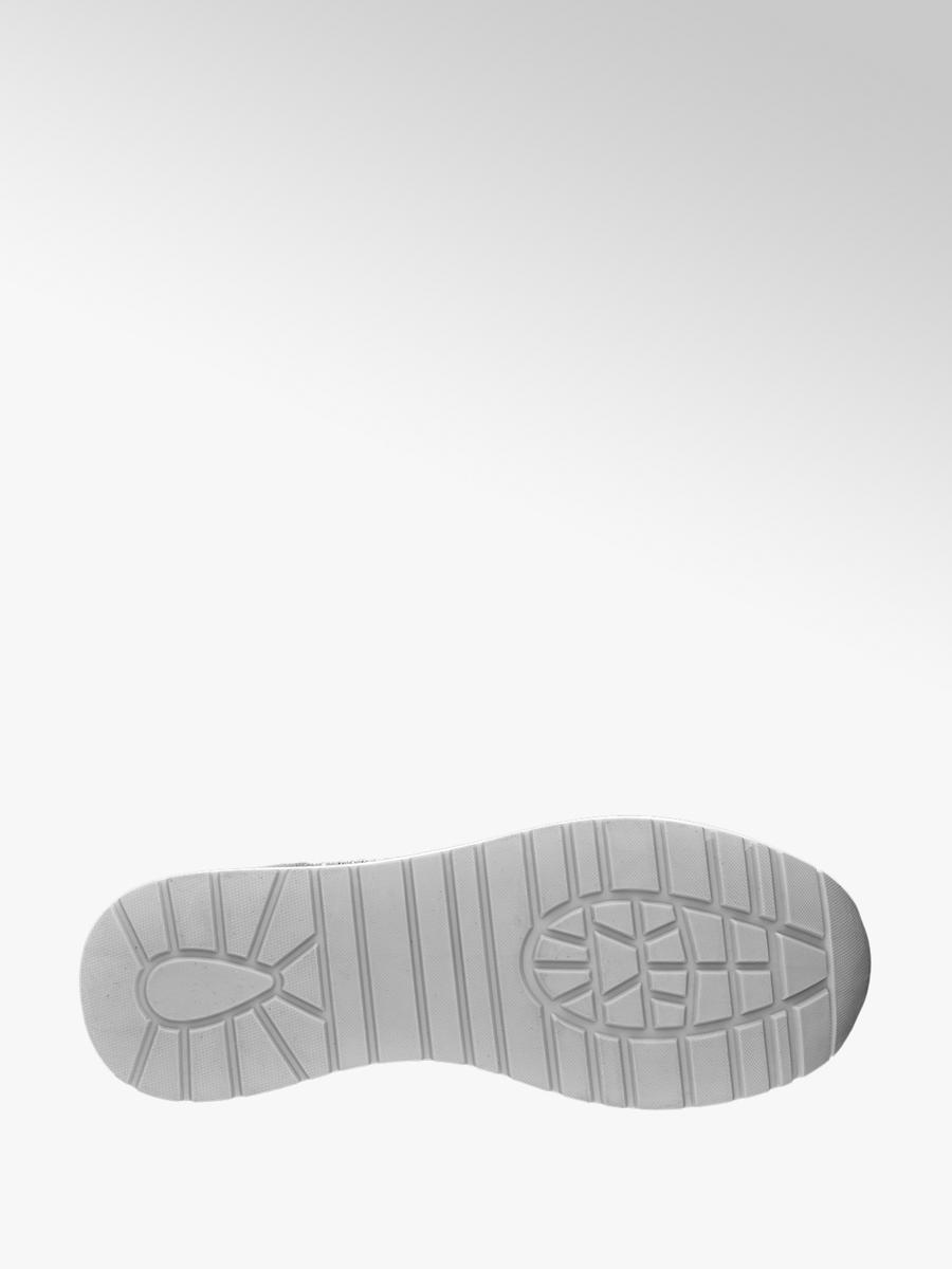 2252ca0d8f03 Tenisky na platforme značky Graceland vo farbe sivá - deichmann.com