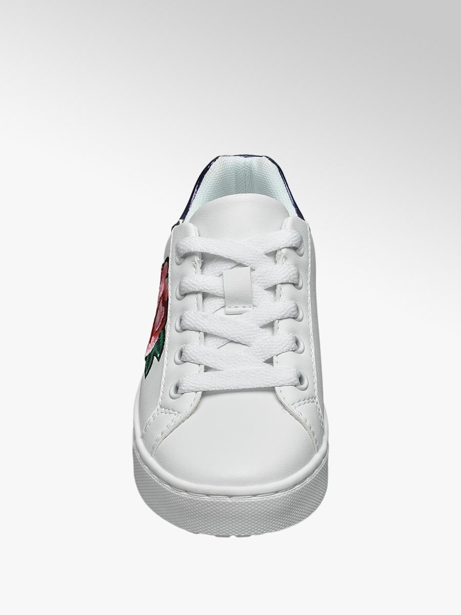 8c2754683a6 Tenisky s výšivkou značky Graceland v barvě bílá - deichmann.com