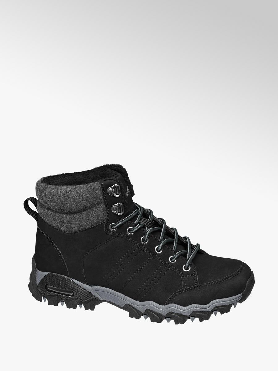 newest 803c6 245e5 Trekking Schuh von Landrover in schwarz - DEICHMANN