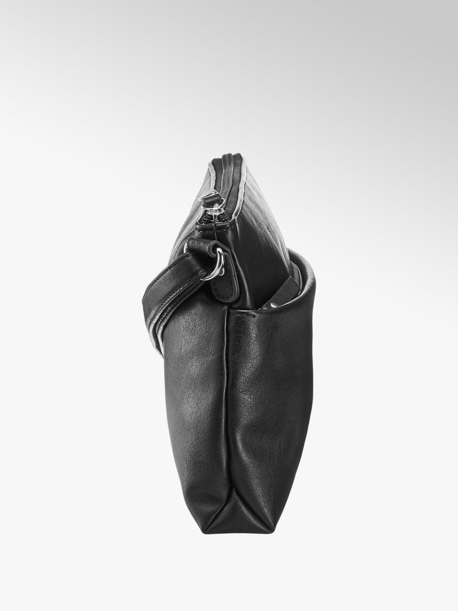 899731ef116f9 Umhängetasche von Graceland in schwarz - DEICHMANN