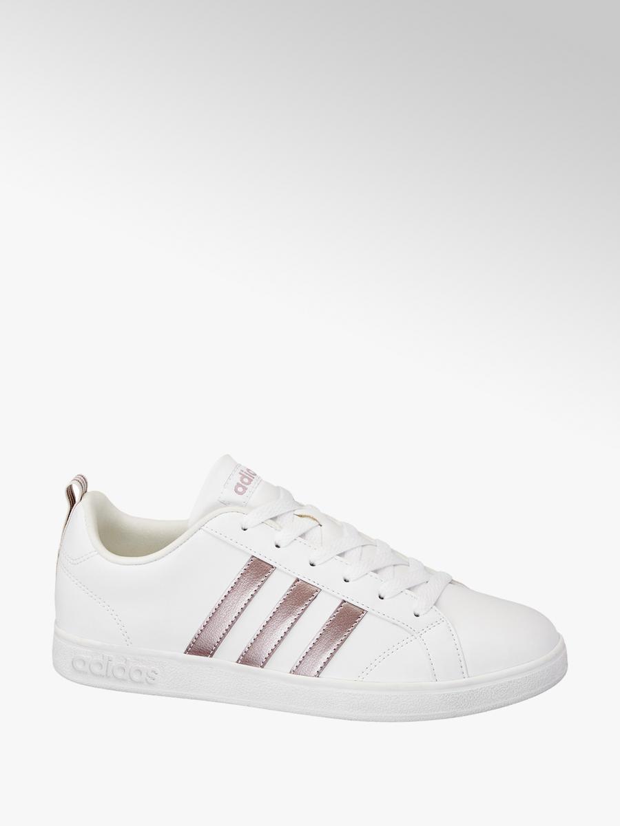 b31edf475a3bf6 VS Advantage Damen Sneaker in weiß von adidas günstig im Online-Shop kaufen