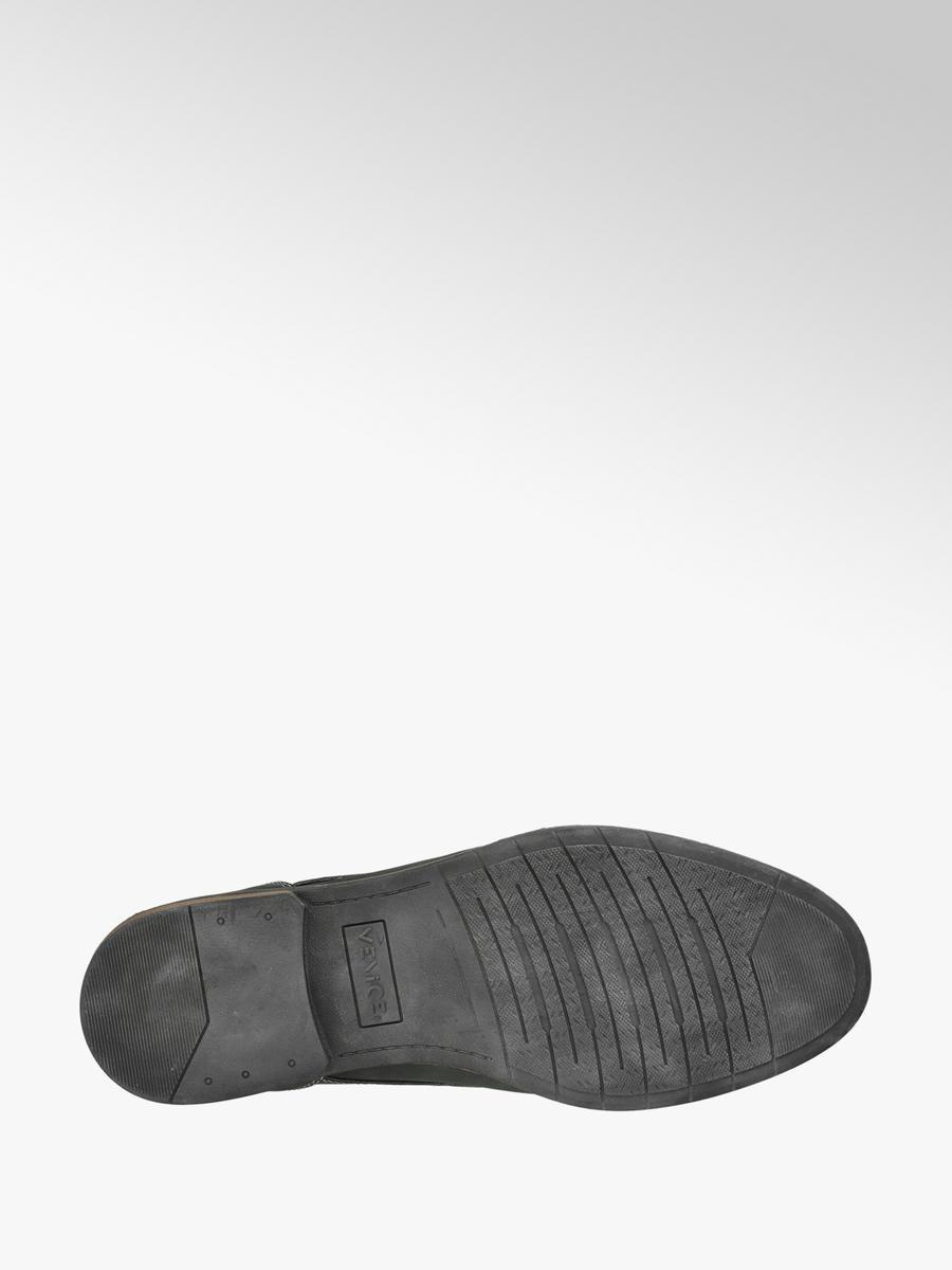 Deichmann Shoes Venice men Mens Black Formal Lace-up Shoe black New