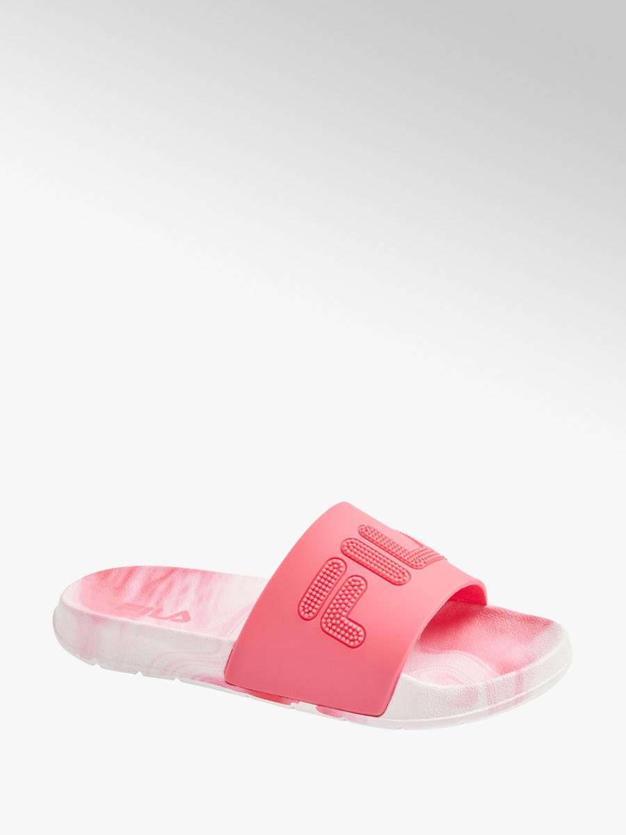 1ea829d0c9 Világos pink női papucs - Fila | DEICHMANN