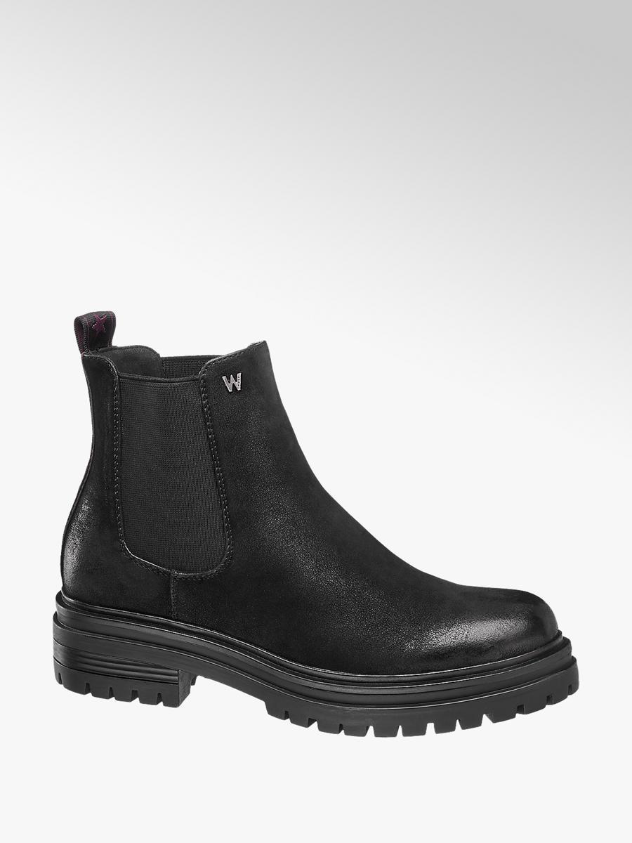 Wrangler Ladies Chunky Chelsea Boots