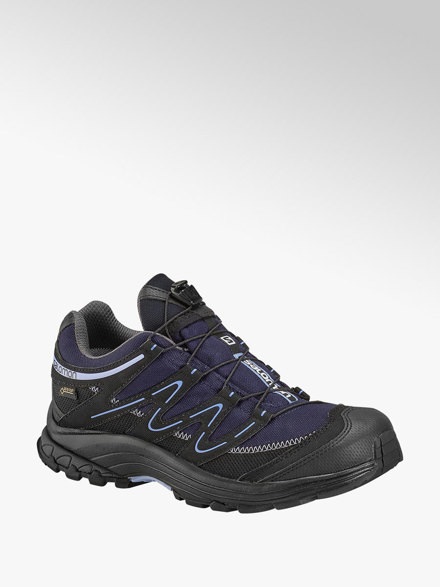 save off 8c31a 3929c XA Move GTX Damen Outdoorschuh in blau-schwarz von Salomon ...