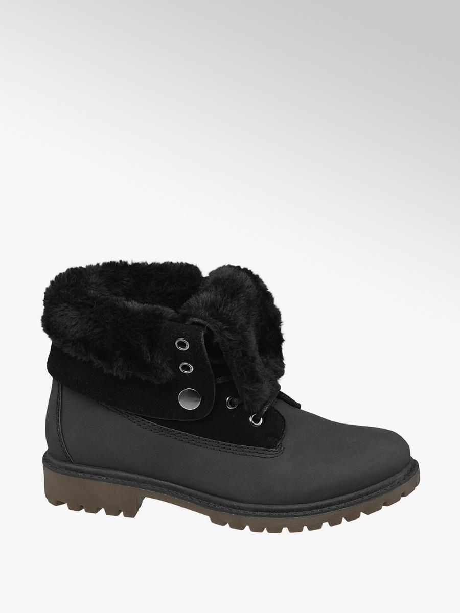 5e2f3390d93b Zimná šnurovacia obuv značky Landrover vo farbe čierna - deichmann.com
