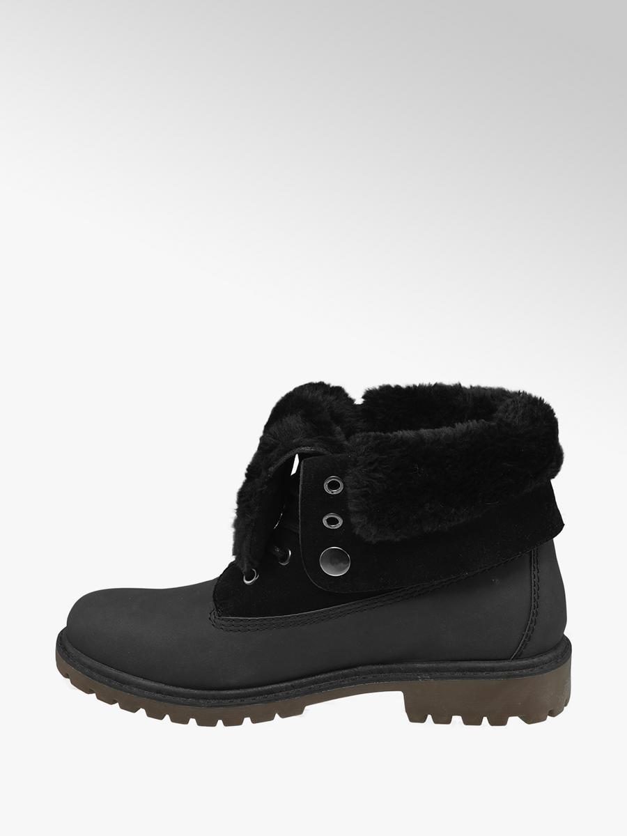 49f710494 Zimná šnurovacia obuv značky Landrover vo farbe čierna - deichmann.com