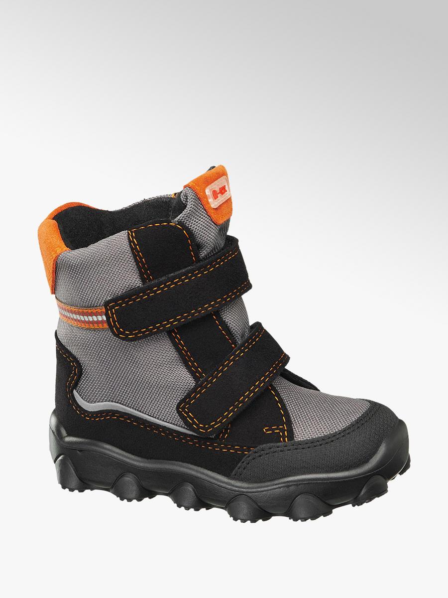 Zimná obuv s TEX membránou značky Elefanten vo farbe sivá - deichmann.com 7c5ed649acf
