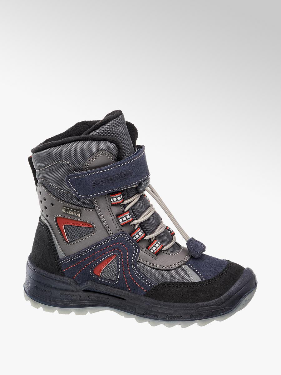 Zimná obuv s TEX membránou značky Elefanten vo farbe tmavomodrá -  deichmann.com a9fdad91d0a