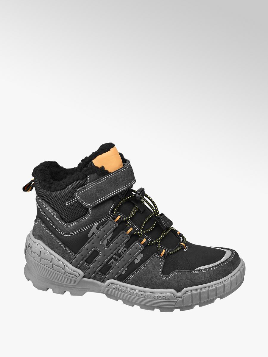 jakość wykonania najlepsze trampki gorące wyprzedaże Zimná obuv značky Memphis One vo farbe čierna - deichmann.com
