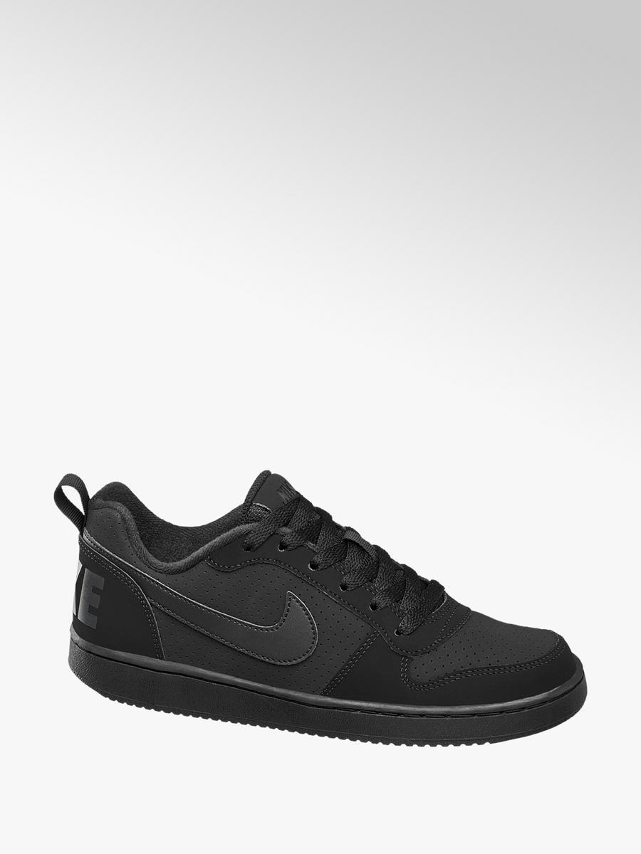 Zwarte Nike Court Borough LOW