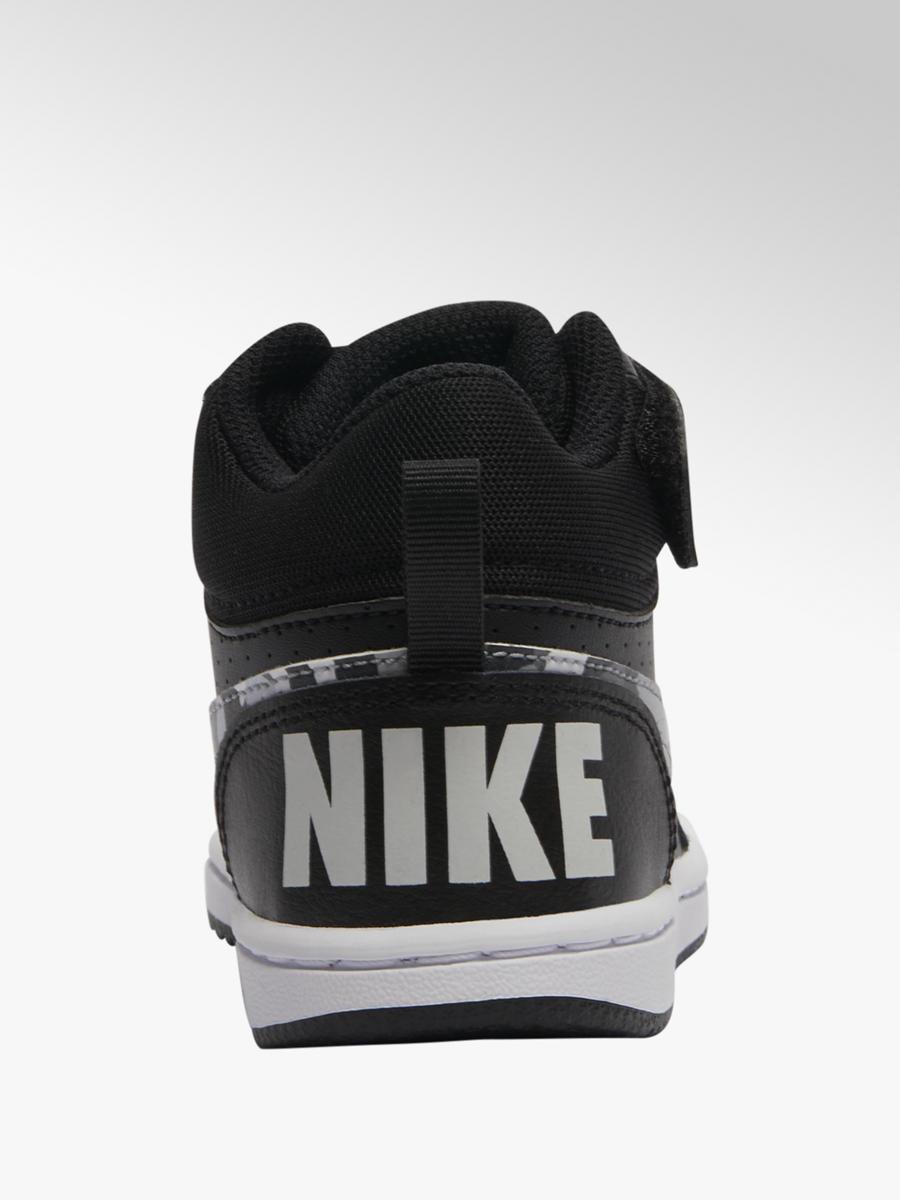 1e957423b78 Nike Zwarte Court Borough Mid