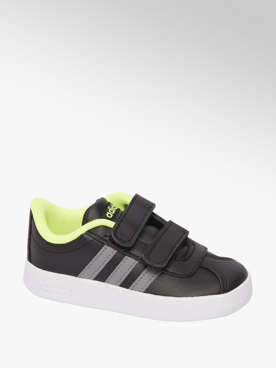 8436a557125 Zwarte adidas VL Court 2.0