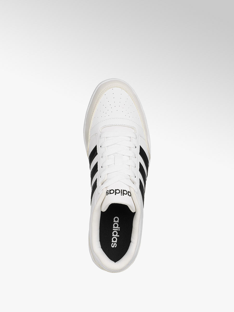 VL AT LOWDEICHMANN HOOPS Sneakers adidas OPilwXZTku