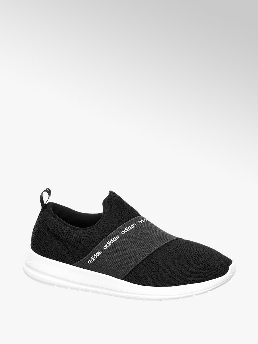 8dac0a87e Černé slip-on tenisky Adidas Cf Refine Adapt - deichmann.com