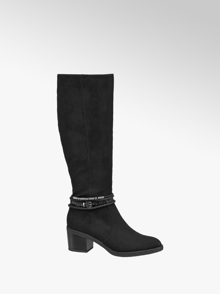 Čižmy značky Graceland vo farbe čierna - deichmann.com 27f227c7fdb