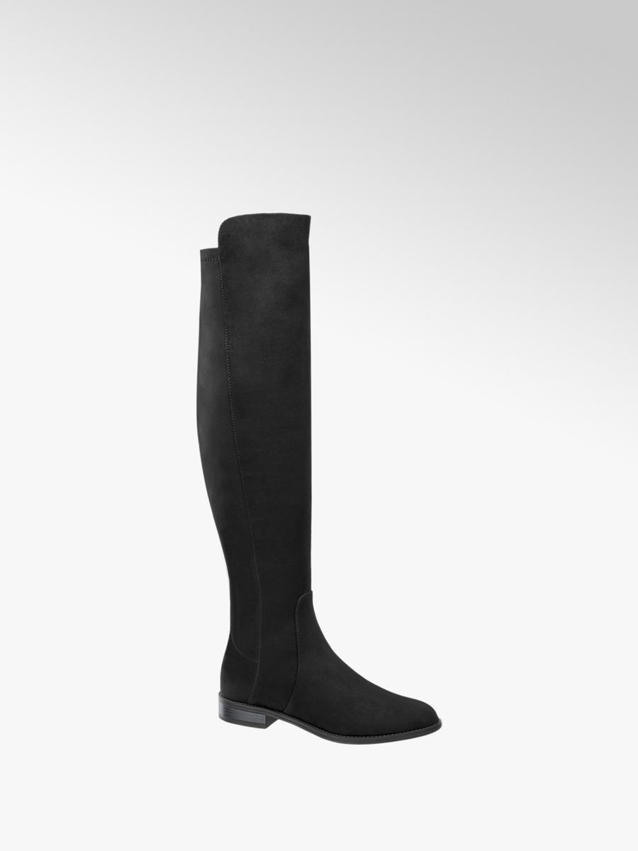 Čižmy značky Graceland vo farbe čierna - deichmann.com 0ced478371a