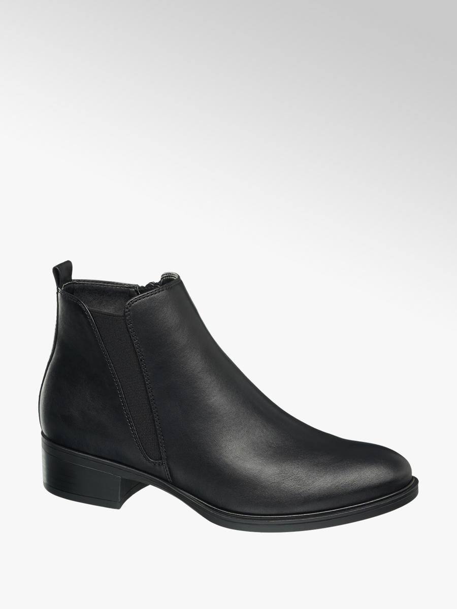 fc77a85fa3 Členková obuv Chelsea značky Graceland vo farbe čierna - deichmann.com