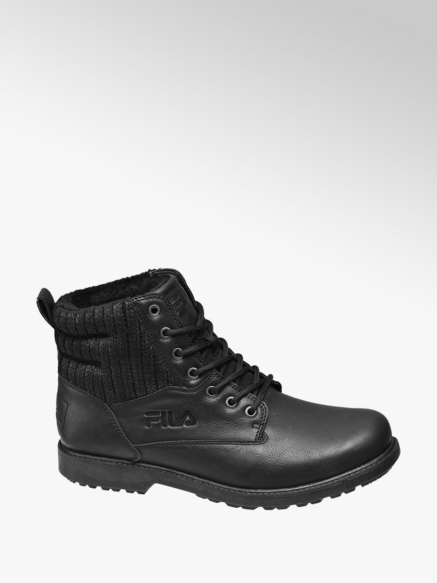 Členková obuv značky Fila vo farbe čierna - deichmann.com 11fcd081108