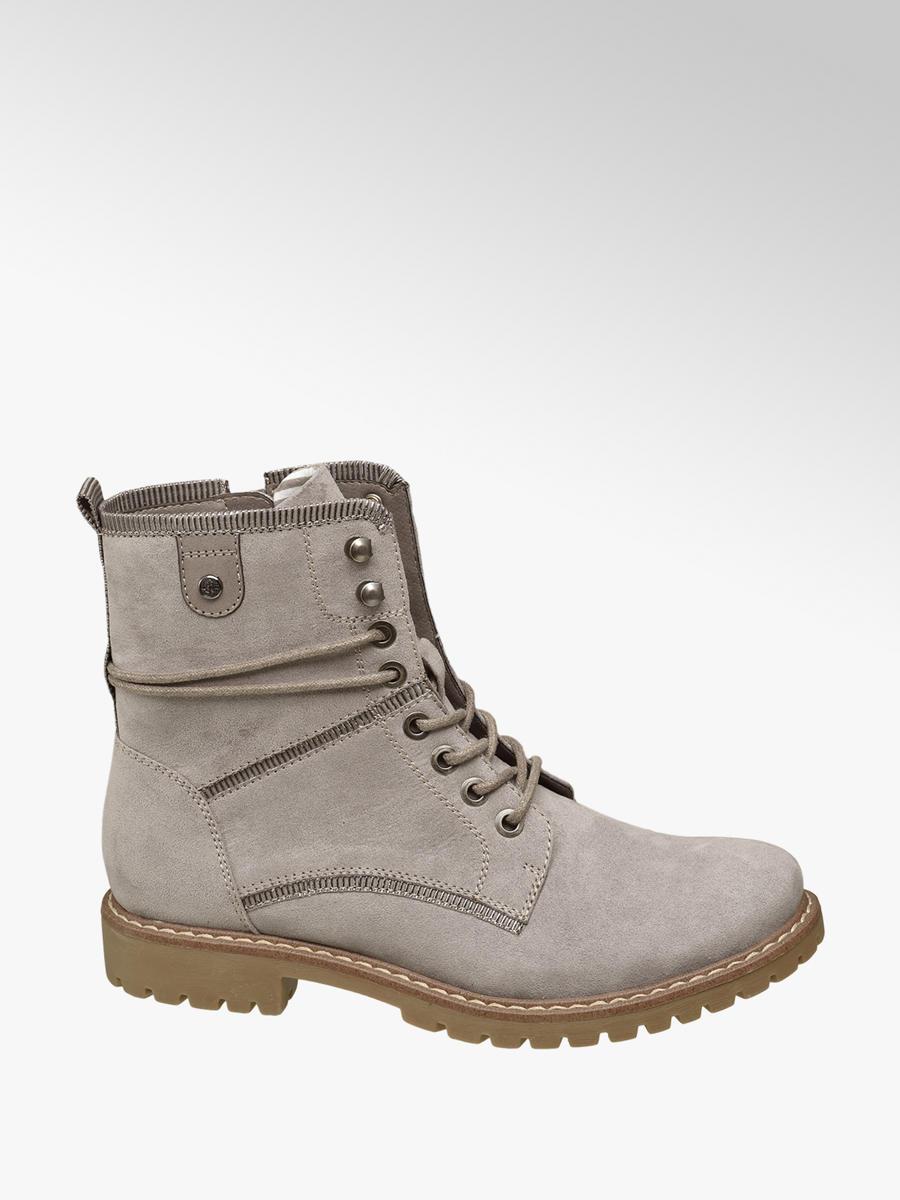 b7b450fb4 Šnurovacia obuv značky Landrover vo farbe šedobéžová - deichmann.com