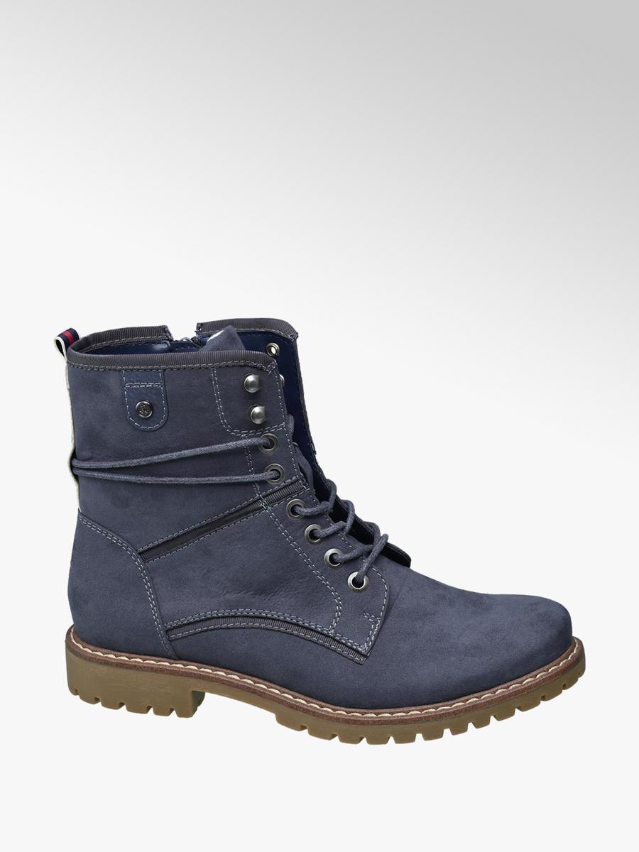 6bfb7d731 Šnurovacia obuv značky Landrover vo farbe modrá - deichmann.com