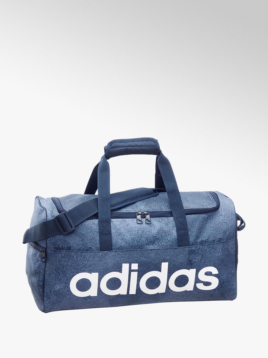 d78b1d1182 Športová taška Lin Per Tbs Graphic značky adidas vo farbe modrá -  deichmann.com