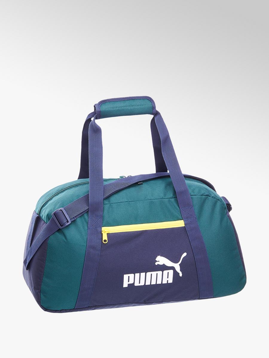 94ee2cc206 Športová taška Phase značky Puma vo farbe zelená - deichmann.com
