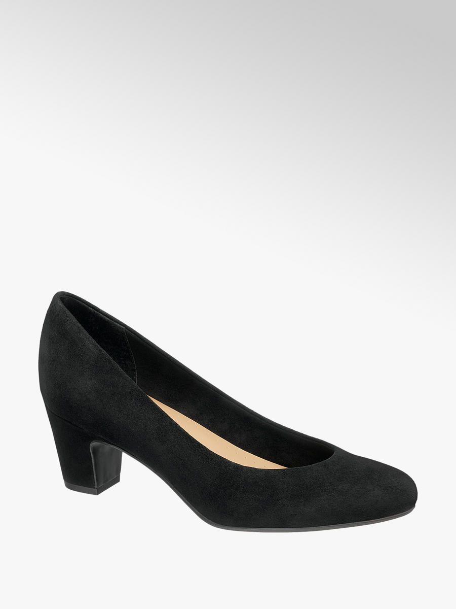 5th Avenue Leder Pumps | DEICHMANN AT