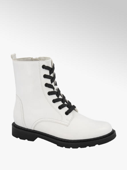 Graceland Witte veterboot love