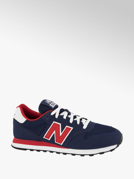 New Balance Blauwe GM500