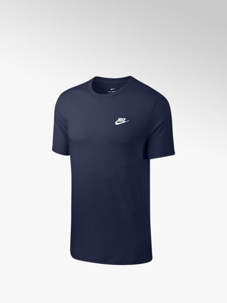 Nike Donkerblauwe Club Tee - heren