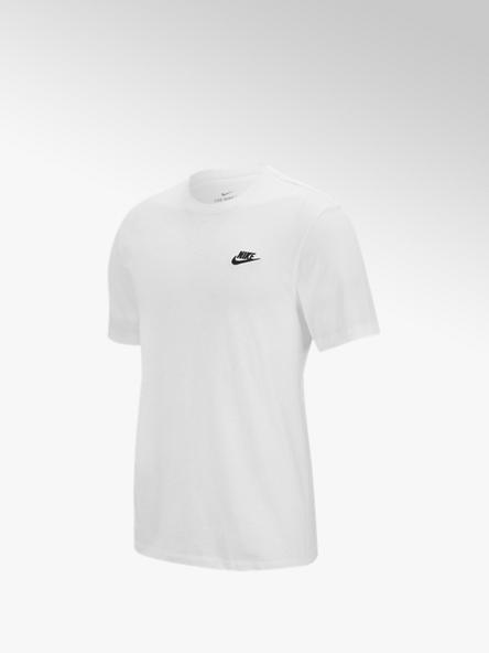 Nike Witte Club Tee - heren