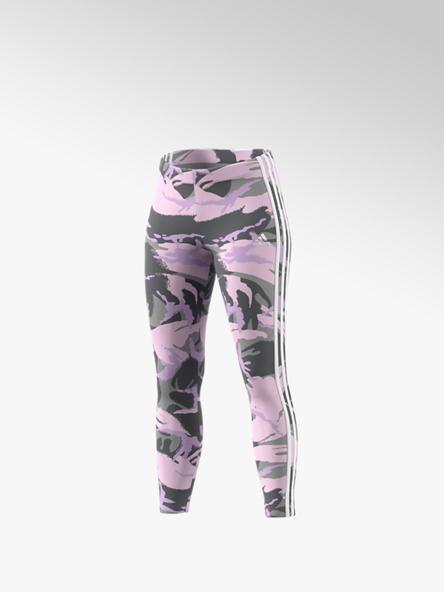 adidas Grijze W CAMO 78 LEG - dames