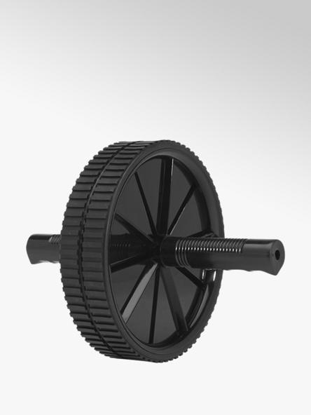 Fit Essentials Zwarte ab wheel