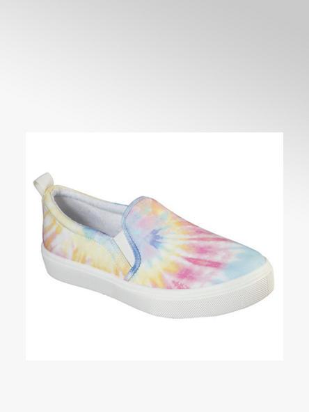 Skechers Дамски многоцветни текстилни обувки Skechers