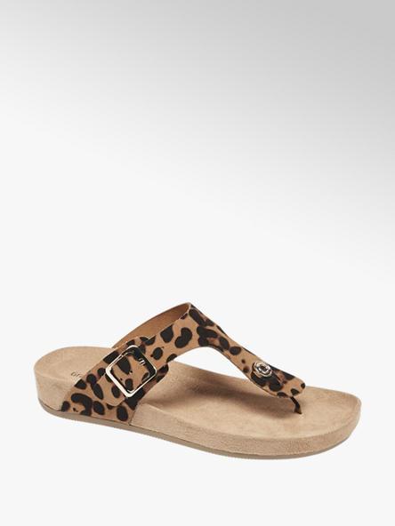 Graceland  Infradito leopardata