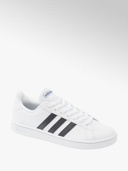 adidas Witte Grand Court Base