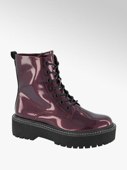 Graceland Bordeaux veterboot lak