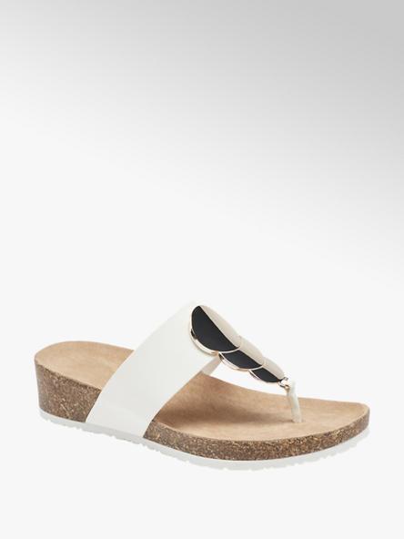 Graceland Witte slipper