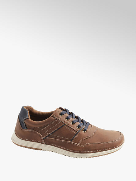 Easy Street Bruine sneaker