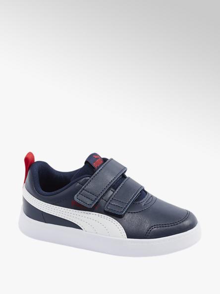 Puma Sneakersi cu scai pentru copii COURTFLEX V2
