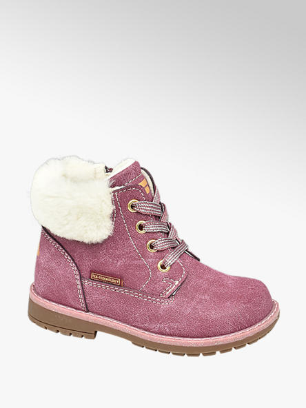 Fila Toddler Girl Fila Lace-up Ankle Boots