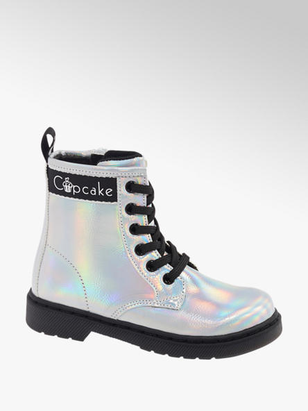 Cupcake Couture Veterboot holografisch