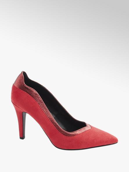 Graceland Pantofi dama Graceland cu toc