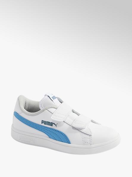 Puma Smash V2 Lædersneaker