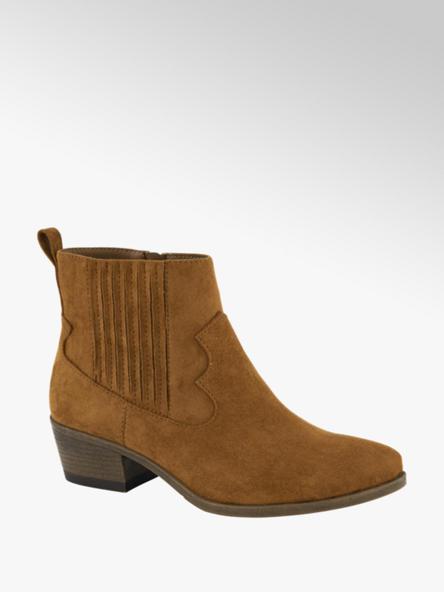 Graceland Cognac cowboy boot