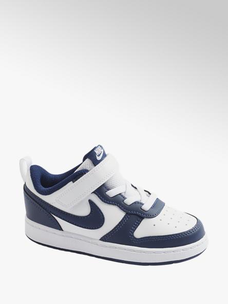 NIKE Sneakersi cu scai Nike COURT BOROUGH LOW 2 (TD) pentru copii