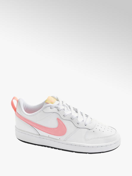 NIKE Sneakersi casual Nike COURT BOROUGH LOW (GS) de dama