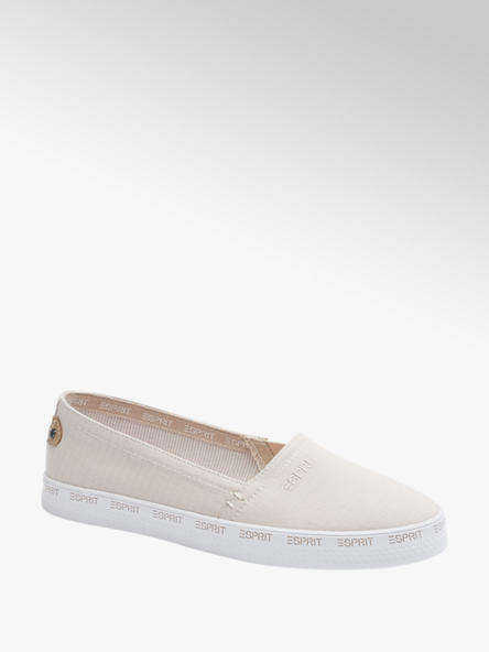 Esprit Дамски розови текстилни обувки Esprit